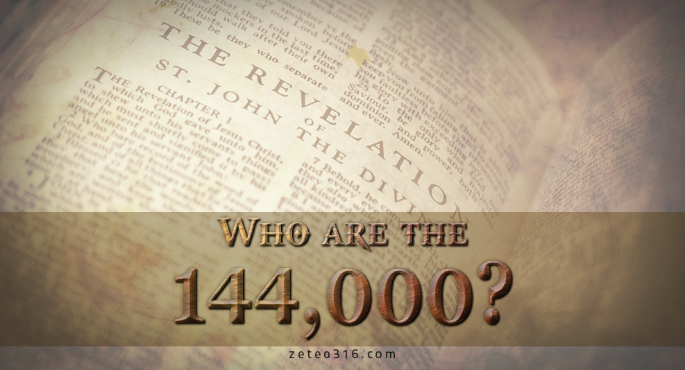 What Does The Bible Say About 144 000