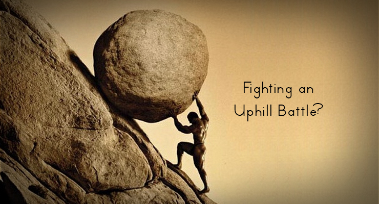 Fighting an Uphill Battle? - Zeteo 3:16