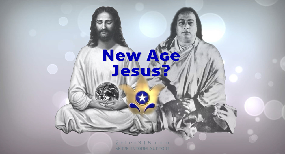 Image result for new age guru jesus