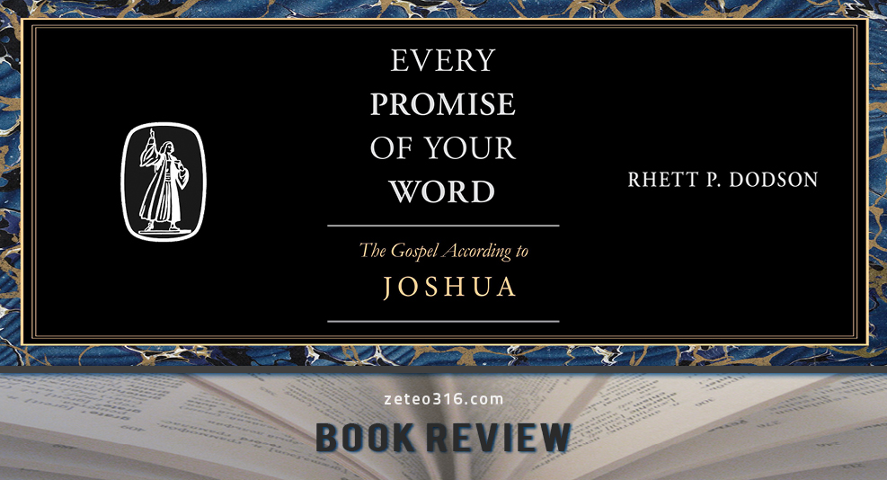 Every Promise of Your Word - Zeteo 3:16